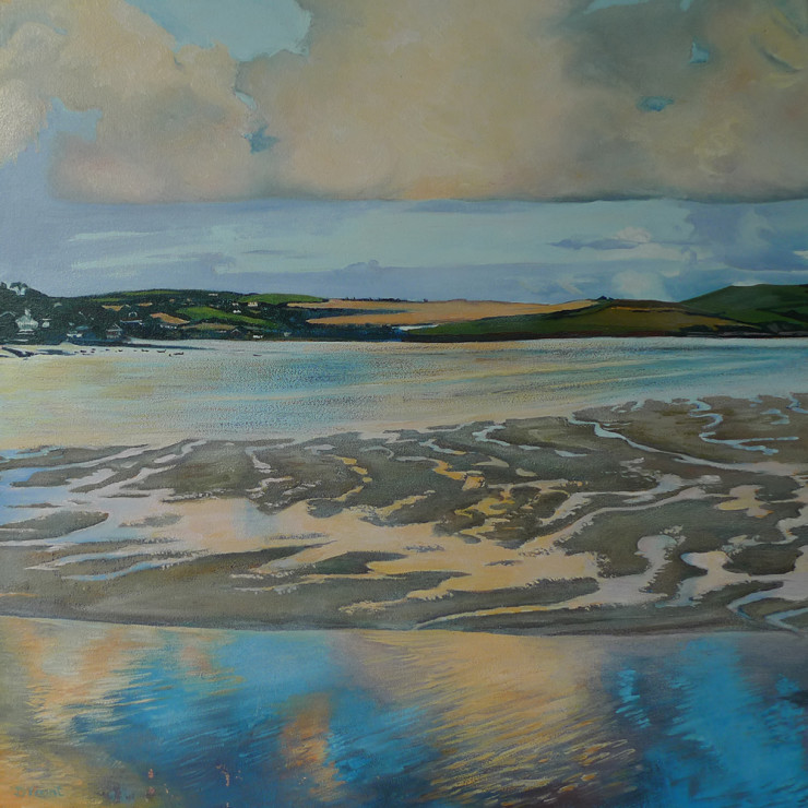REFLECTIONS IN THE ESTUARY