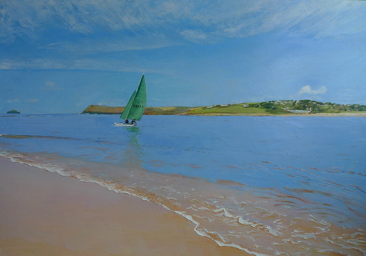 SAILING ON THE ESTUARY